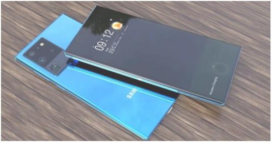 Samsung Galaxy Note 40 Ultra
