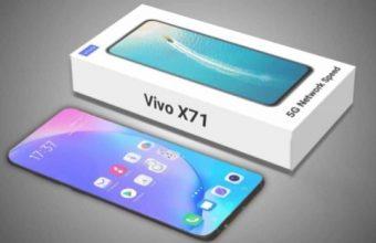 Vivo X71 5G specs: Quad 64MP Cameras, 12GB RAM, and 5000mAh battery!