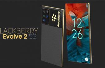 Blackberry Evolve X2 5G 2021 Price, Specs & Release Date