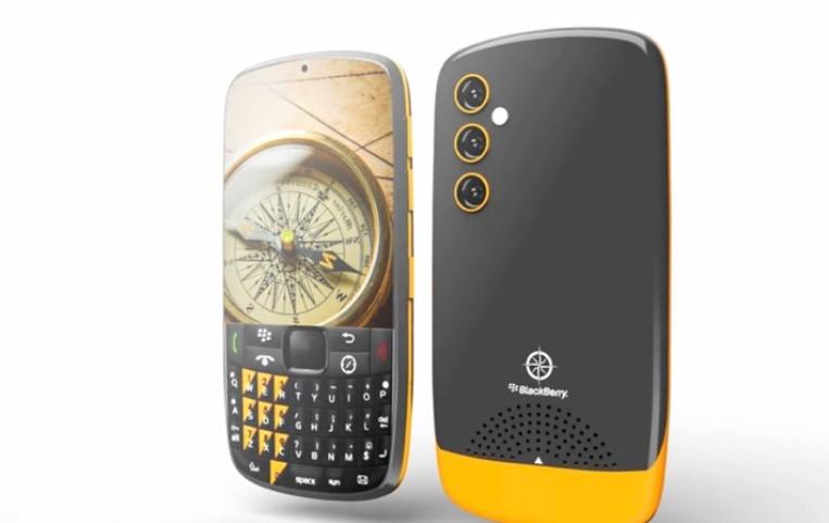 Blackberry Navigator 5G