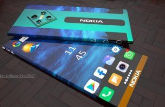 Nokia Infinity Pro 2021: 12GB RAM, and 8000mAh Battery!