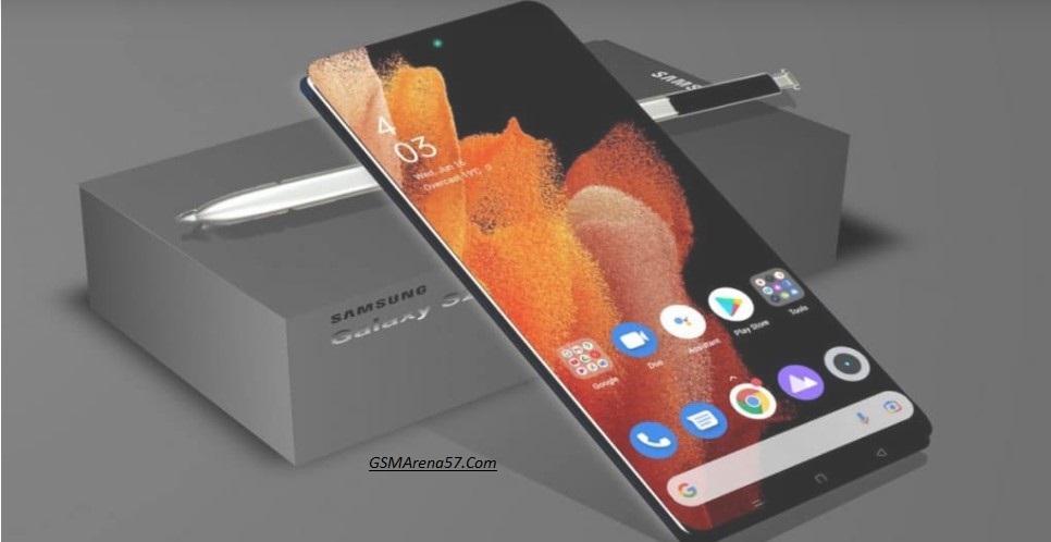 Samsung Galaxy M52 Max 5G