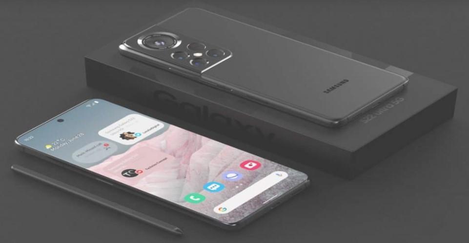 Samsung Galaxy S22 Edge