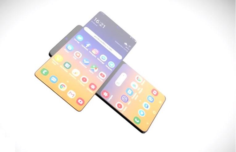 Samsung Galaxy Wing 2021