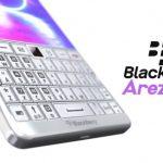 Blackberry Arezzo 5G