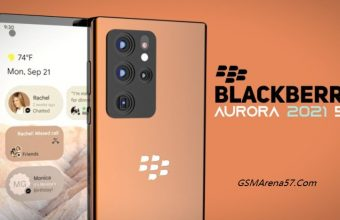 Blackberry Aurora 5G 2021 Full Specifications, Review, and Cheap Price!
