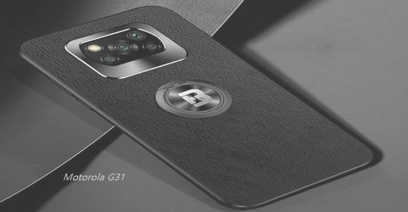 Motorola G31