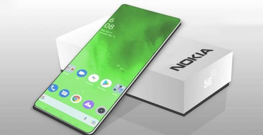 Nokia Legend Max