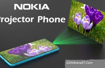 Nokia Projector Phone 5G 2021: 12GB RAM, 6900mAh Battery!