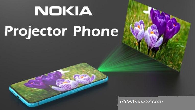 Nokia Projector Phone 5G